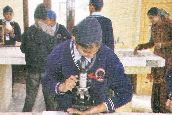Sri Guru Hargobind Sahib Convent School-Physics Lab