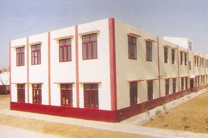 Sri Guru Hargobind Sahib Convent School-School Building