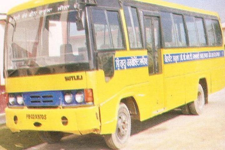 Sri Guru Hargobind Sahib Convent School-Transport