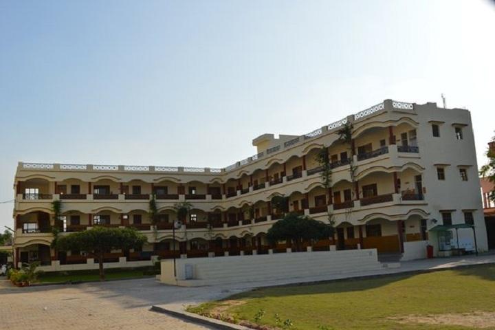 Sri Guru Harikrishan Public School-Campus