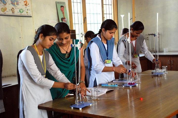 Sri Guru Harikrishan Public School-Chemistry Lab