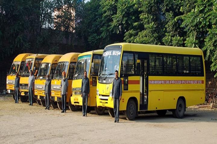 Sri Guru Harikrishan Public School-Transport