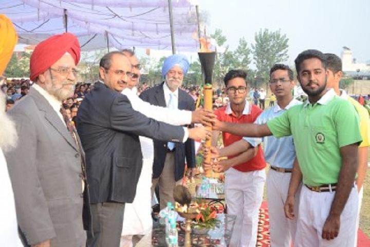 Sri Guru Harkishan Public School-Annual Sports Day