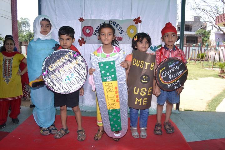 Sri Guru Harkishan Public School-Fancy Dress Competition