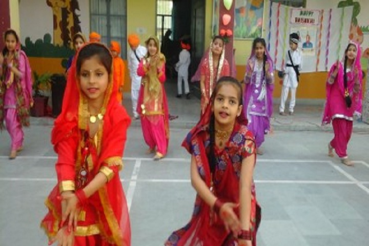Sri Guru Harkishan Public School-Festival Celebrations