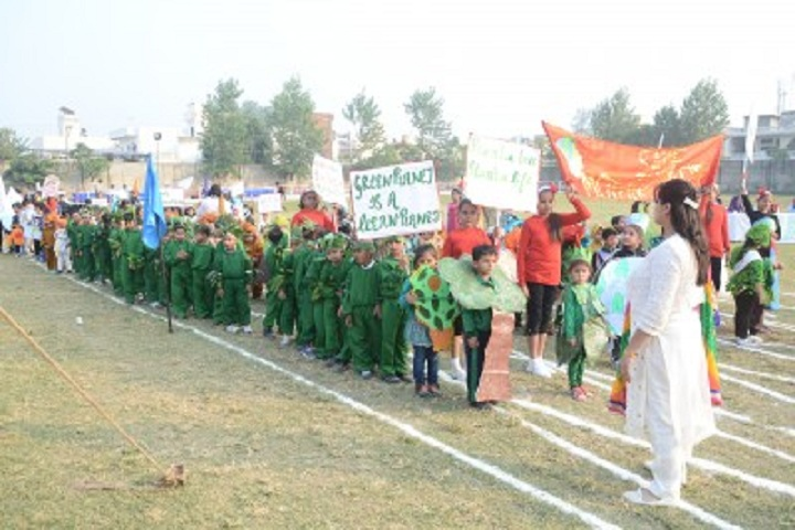 Sri Guru Harkishan Public School-Green Walk