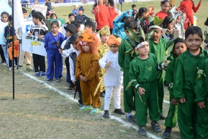 Sri Guru Harkishan Public School-Nature Day