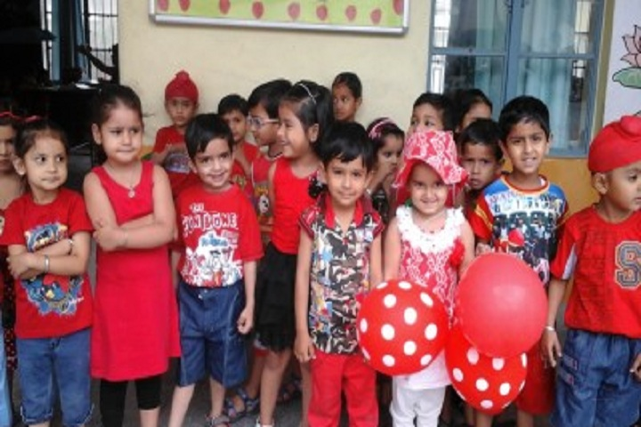 Sri Guru Harkishan Public School-Red Day Celebrations