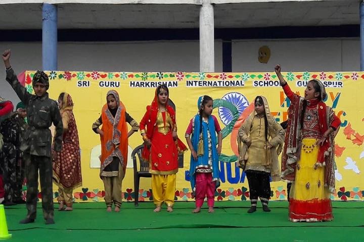 Sri Guru Harkrishan International School-Annual Day