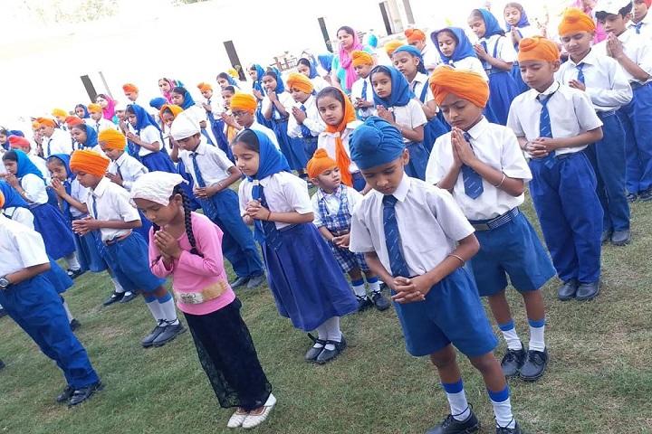 Sri Guru Harkrishan International School-Assembly