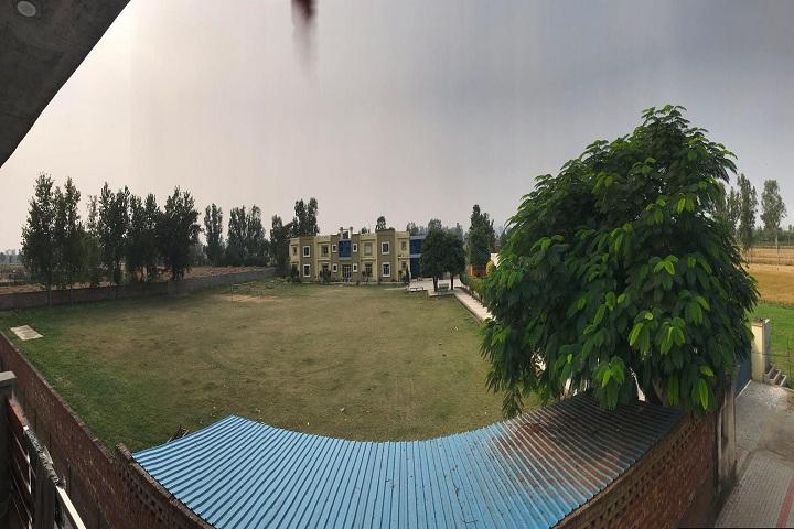 Sri Guru Harkrishan International School-Campus View