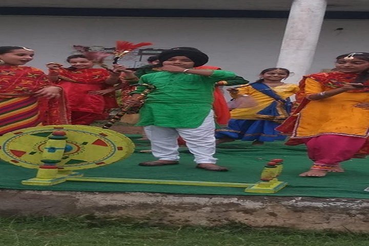 Sri Guru Harkrishan International School-Cultural Day