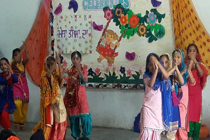 Sri Guru Harkrishan International School-Festival Celebration