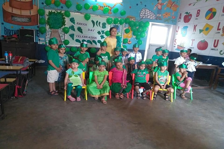 Sri Guru Harkrishan International School-Green Day