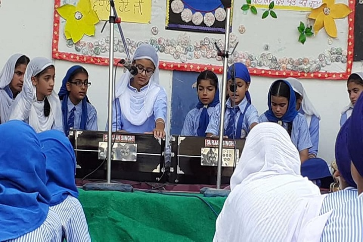 Sri Guru Harkrishan International School-Music Room