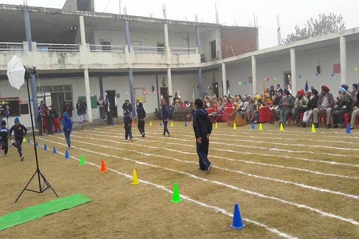 Sri Guru Harkrishan International School-Sports Day