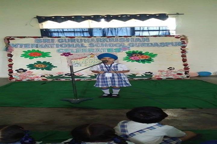 Sri Guru Harkrishan International School-Story Telling