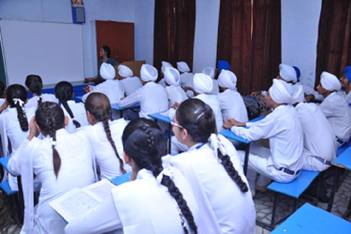 Sri Guru Harkrishan Public School-Class