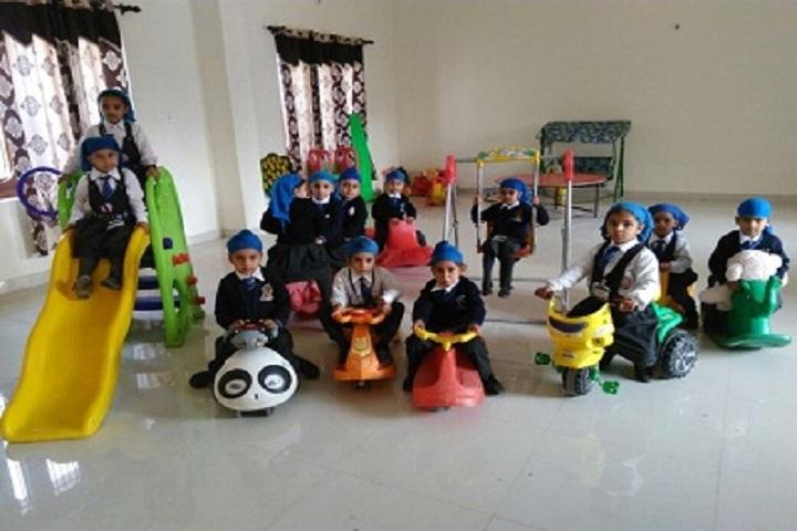 Sri Guru Harkrishan Public School-Kids-Area