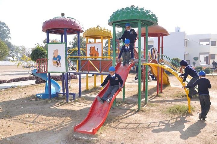 Sri Guru Harkrishan Public School-Kindergarten