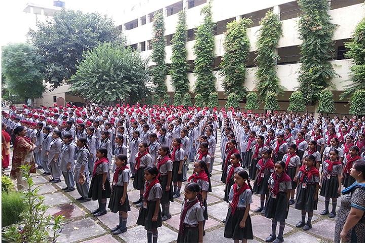 Sri Guru Harkrishan Public School-Ground