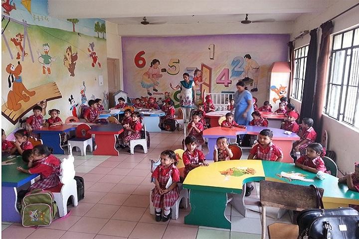 Sri Guru Harkrishan Public School-Kids-Class