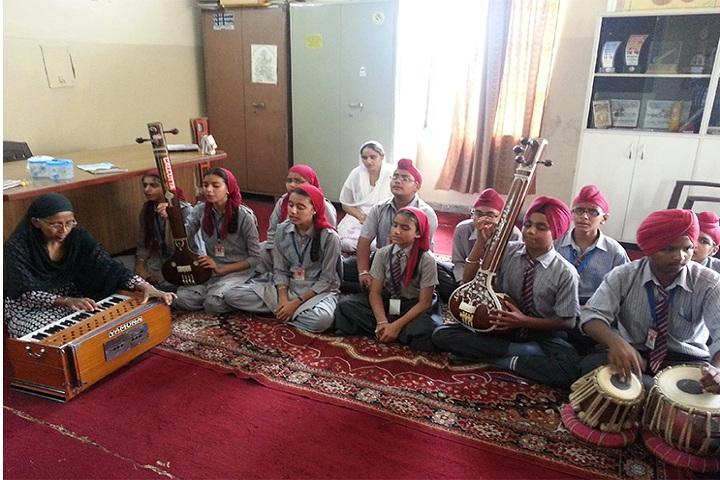 Sri Guru Harkrishan Public School-Music-Room