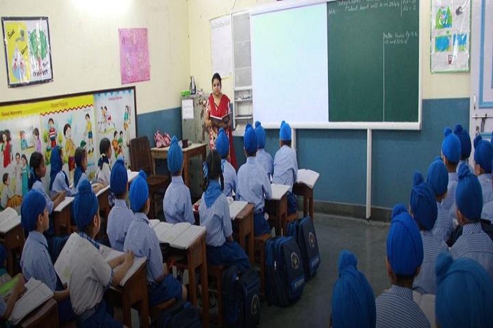 Sri Guru Harkrishan Senior Secondary Public School-ClassRoom