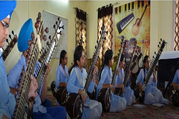 Sri Guru Harkrishan Senior Secondary Public School-Music-Room