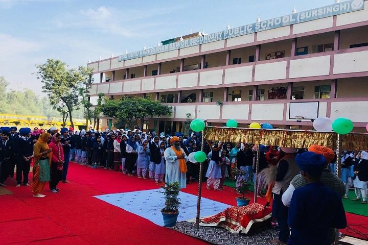 Sri Guru Harkrishan Senior Secondary Public School-Campus-View