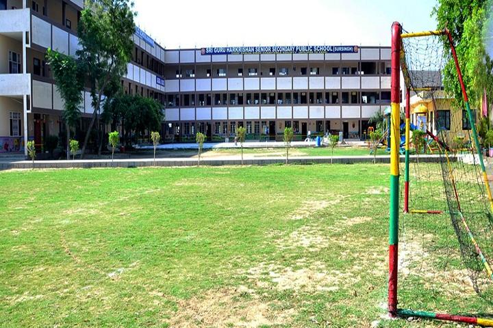 Sri Guru Harkrishan Senior Secondary Public School-Campus