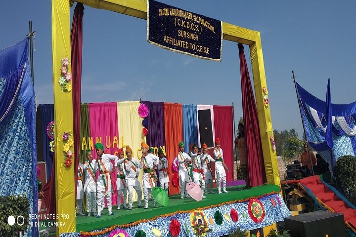 Sri Guru Harkrishan Senior Secondary Public School-Dance