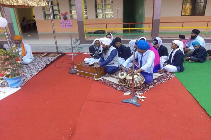 Sri Guru Harkrishan Senior Secondary Public School-Music