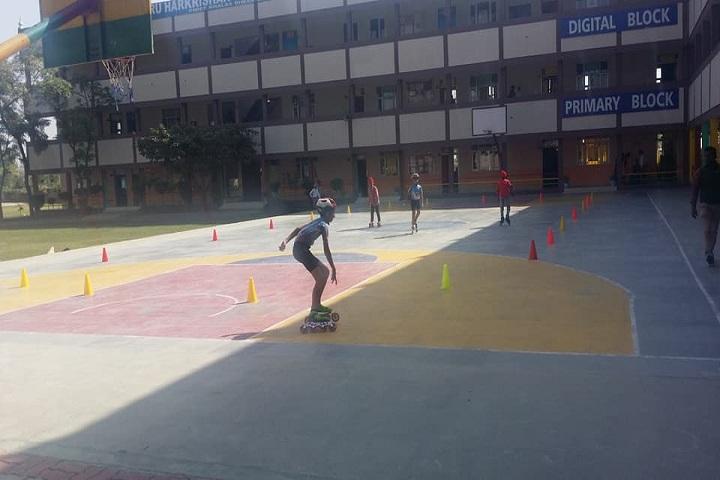 Sri Guru Harkrishan Senior Secondary Public School-Skating