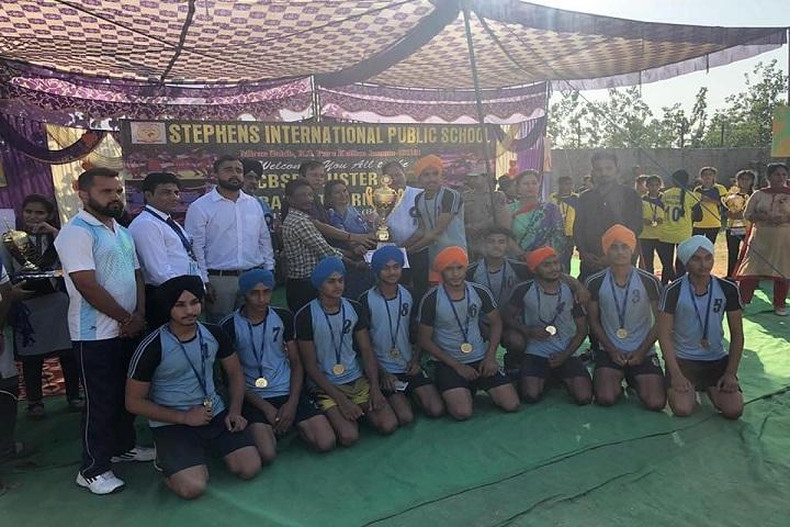 Sri Guru Harkrishan Senior Secondary Public School-Sports