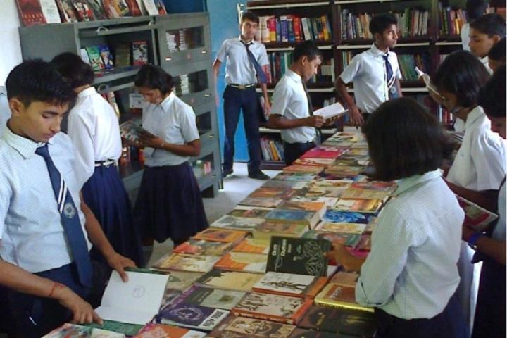 Jawahar Navodaya Vidyalaya 2-Library