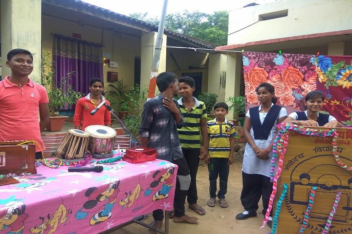 Jawahar Navodaya Vidyalaya 2-Pace Setting Activities