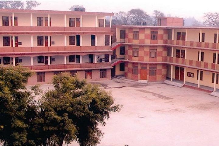 Sri Sukhmani International School-Campus