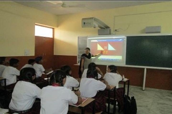 Sri Sukhmani International School-Digital-Class