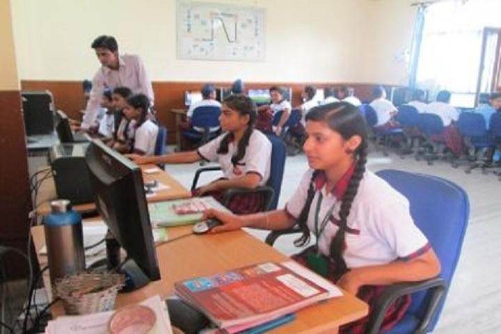 Sri Sukhmani International School-IT-Lab