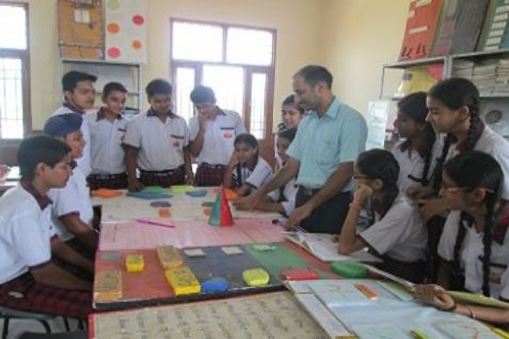 Sri Sukhmani International School-Maths-Lab