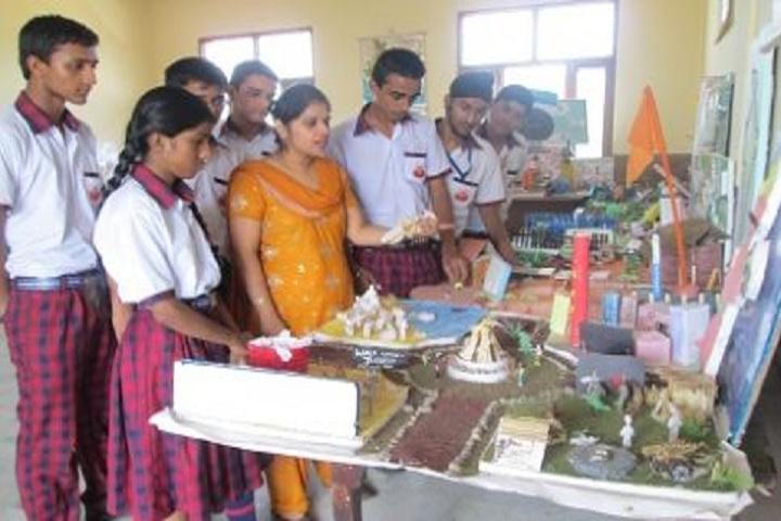 Sri Sukhmani International School-Science-Lab
