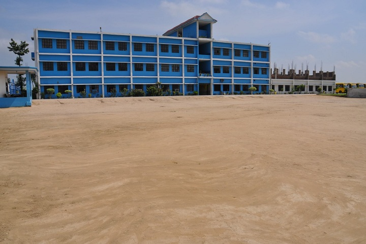 St Farid Public School-Campus