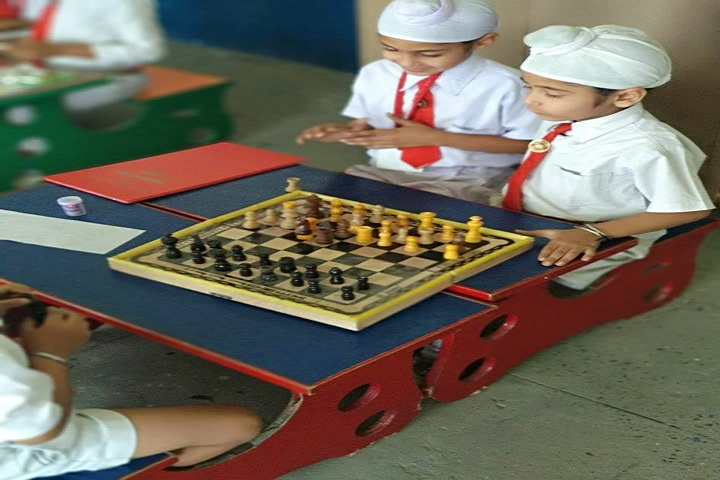 St Farid Public School-Games