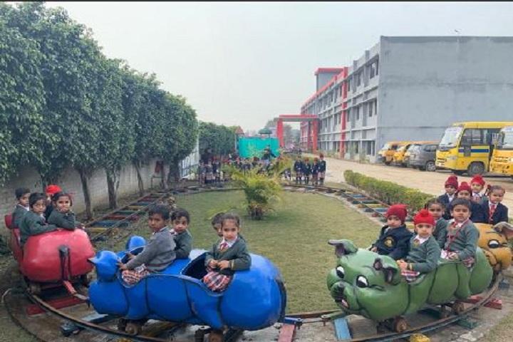 St Farid Public School-Kindergarten