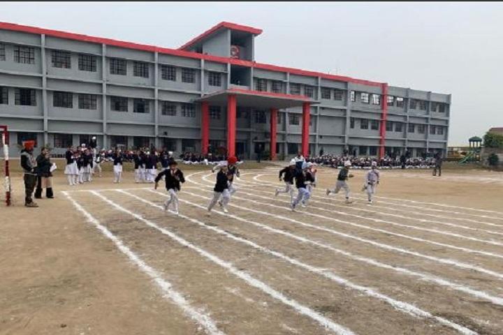 St Farid Public School-Sports