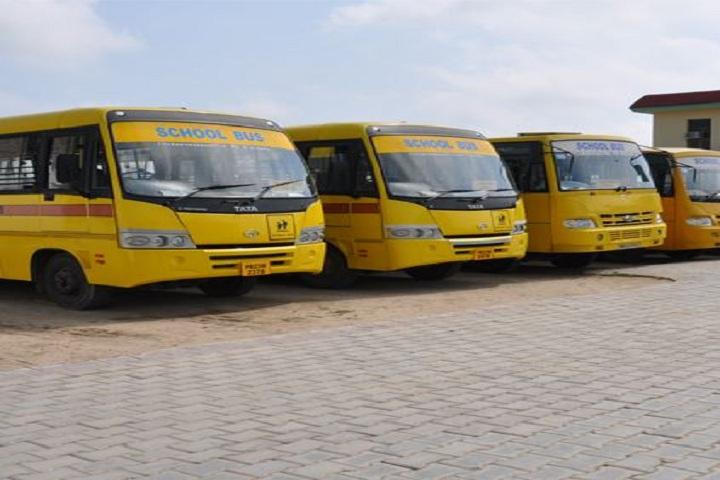 St Farid Public School-Transport