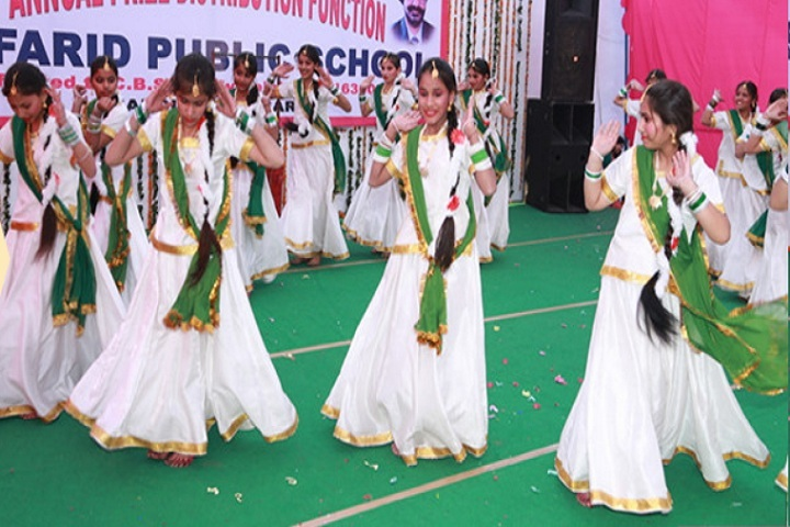 St Farid Public School- Cultural Program
