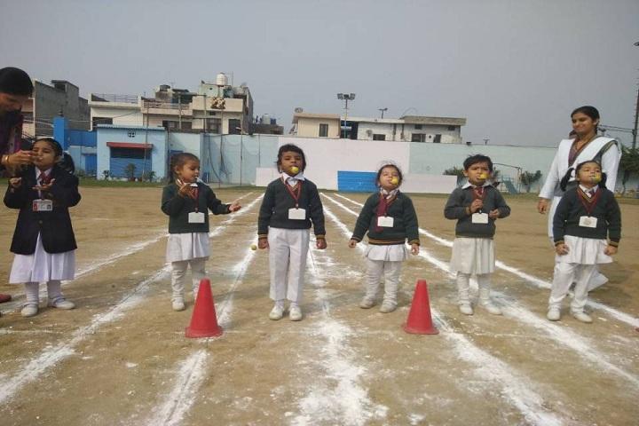 St Farid Public School- Games