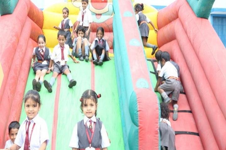 St Farid Public School- Kids